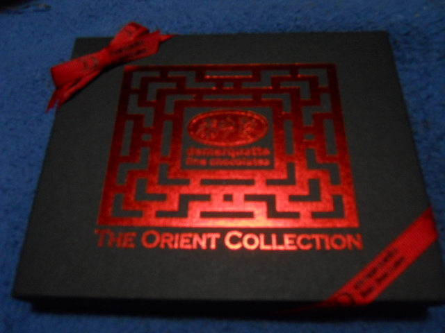 demarquette, orient collection, chocolate  - Demarquette: The Orient Collection